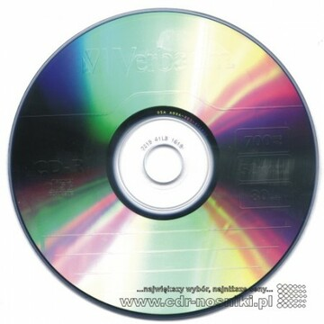 CD-R 700 MB 52x <b>VERBATIM AZO</b>