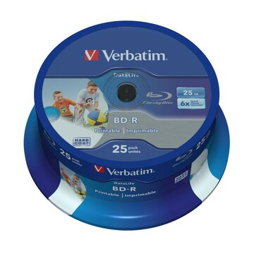 BD-R 25GB VERBATIM printable