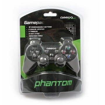 GamePad OMEGA PHANTOM PC USB
