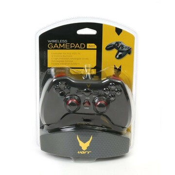 GamePad OMEGA SIEGE PS3/PS2/PC  WIRELESS