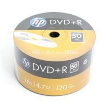 DVD+R 4,7 GB x16 HP