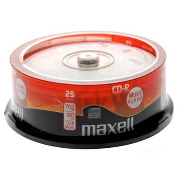 CD-R 700 MB 52x MAXELL AUDIO